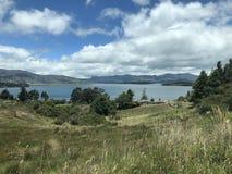 Озеро Tota стоковое изображение