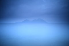 Озеро Toya Стоковые Фото