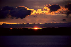 озеро ttern v Стоковые Изображения RF
