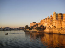 Озеро Udaipur стоковые фото