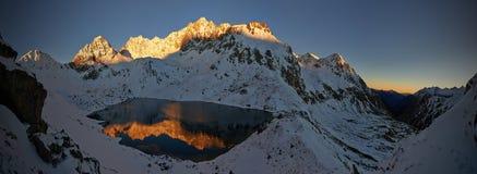 Озеро Ullu-kel Стоковые Изображения