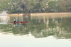 Озеро Ulsoor Стоковое Изображение