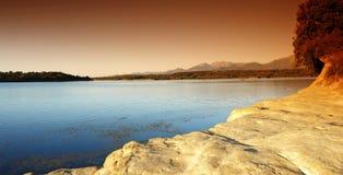 озеро urbino Стоковые Фотографии RF