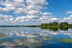 Озеро Valday Стоковое Фото