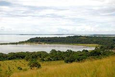 озеро victoria Африки Стоковое Изображение RF