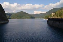 Озеро Vidraru Стоковые Изображения RF