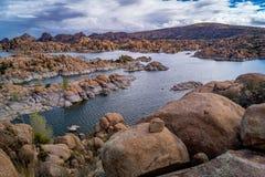 озеро watson Стоковое Фото