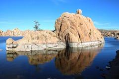 озеро watson Стоковое Изображение RF