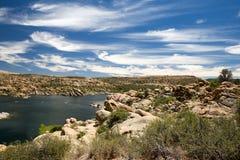 озеро watson Стоковая Фотография RF