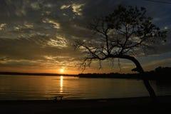 Озеро Weatherford Стоковые Изображения