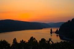 озеро welsh Стоковые Фотографии RF