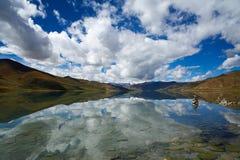 Озеро Yang Zuo Yong Co падуб Стоковая Фотография