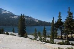 озеро yosemite Стоковые Изображения RF