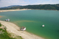 озеро zlatar Стоковое Фото
