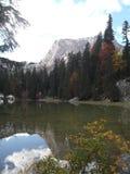 Озеро Zminje Стоковые Изображения
