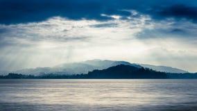 Озеро Zug стоковые фото