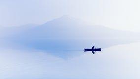 Озеро Zug Rigi Стоковая Фотография