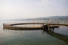 озеро zurich стоковые фото