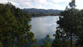 ` 06 озер и лагун ` Стоковая Фотография