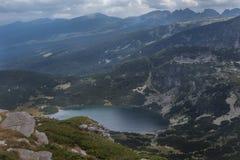7 озер Rila, Болгария Стоковые Изображения RF