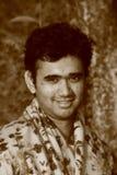 Озорная индийская молодость Стоковое Изображение RF