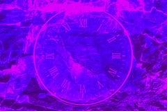 Окаменелое время белизна времени предмета предпосылки изолированная принципиальной схемой бесплатная иллюстрация