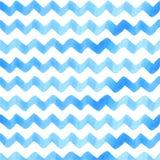 Океанская волна акварели Стоковые Фото