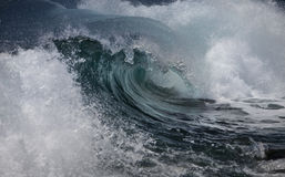Океанская волна Стоковые Изображения RF