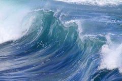 Океанская волна Стоковое Изображение