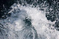 Океанская волна Стоковая Фотография