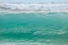 Океанская волна Стоковая Фотография RF