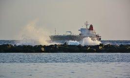 Океанская волна стоковые фотографии rf