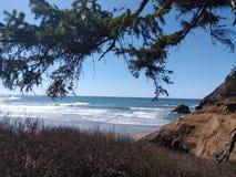 Океанская красота стоковые изображения rf