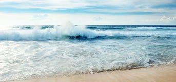 Океанские волны стоковое фото rf