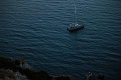 Океанский путешественник стоковые изображения rf