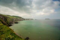 Океаны Великобритании стоковые изображения rf