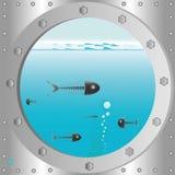 океаны жителей погибая моря иллюстрация штока