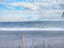 Океан Бали стоковые фотографии rf