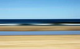 Океан безмолвия Стоковое Изображение