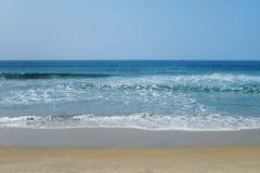 Океан в тихой погоде Стоковая Фотография RF
