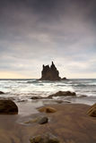 океан замока Стоковые Фото