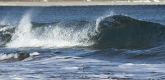 Океан зимы Стоковые Изображения RF