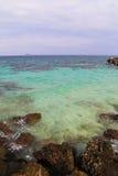 Океан и утес Стоковые Фотографии RF