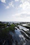 океан ландшафта Стоковое Изображение