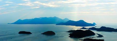 океан ландшафта Стоковая Фотография