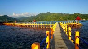 океан моста к Стоковые Фотографии RF