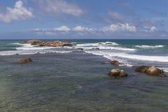 Океан на Галле Стоковое Изображение