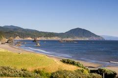 океан обозревает Тихое океан сценарное Стоковое фото RF