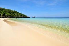 океан пляжа Стоковое Изображение RF