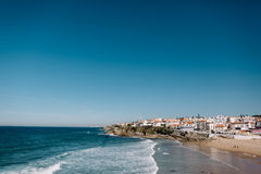 океан Португалия Стоковые Изображения